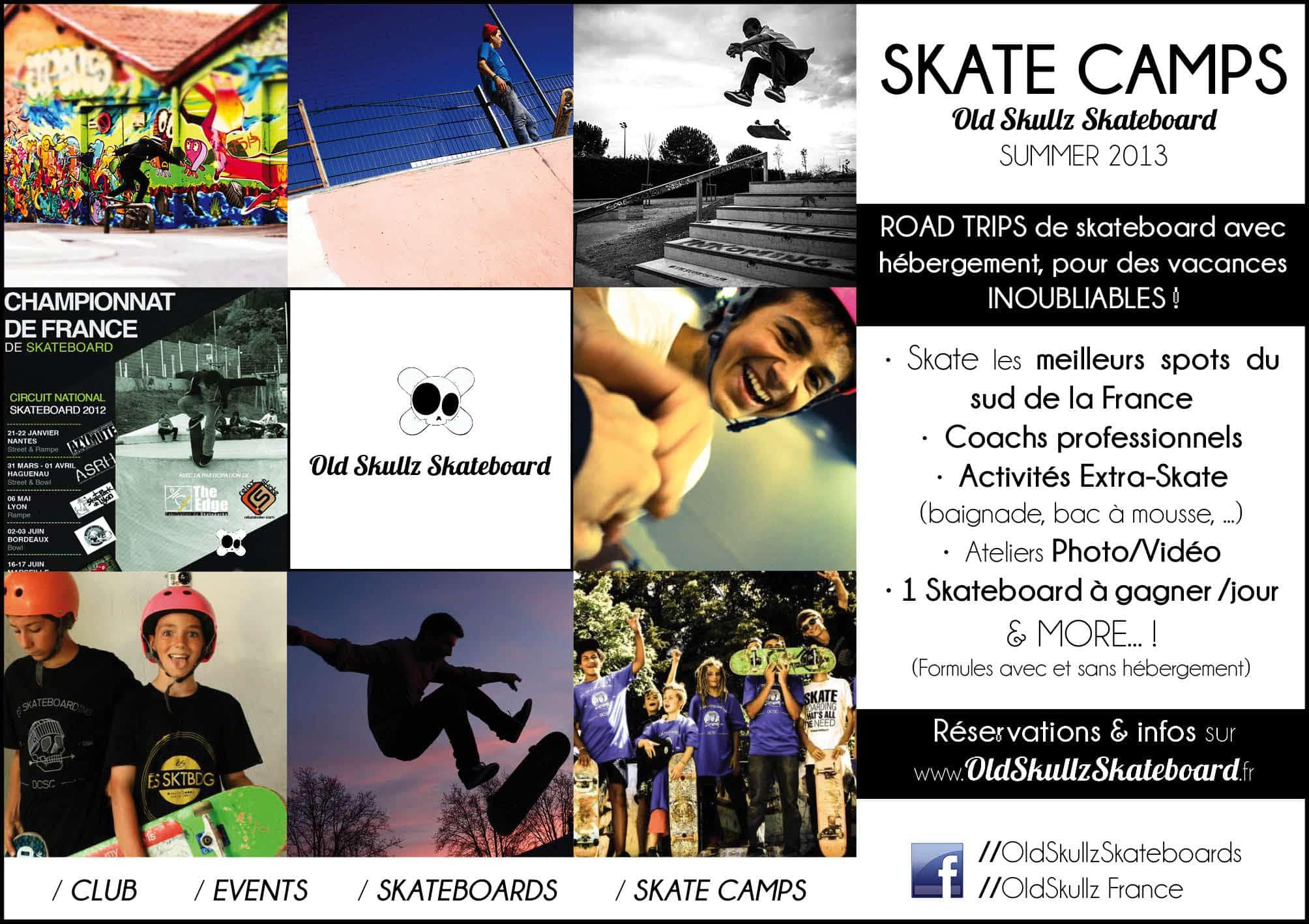 OS skate camps