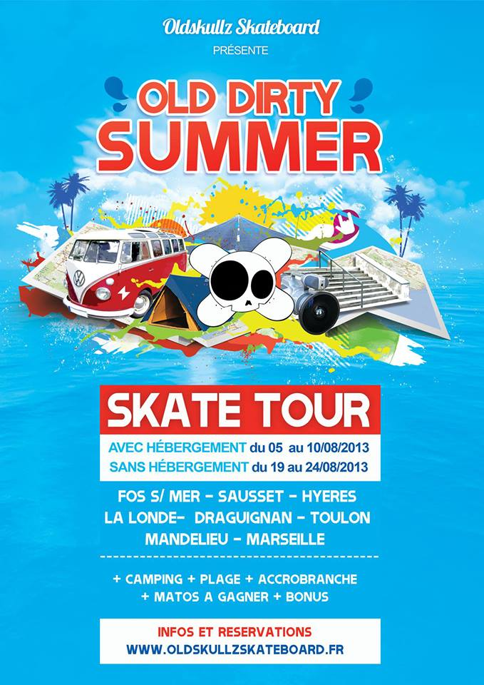Summer skate camps 2013