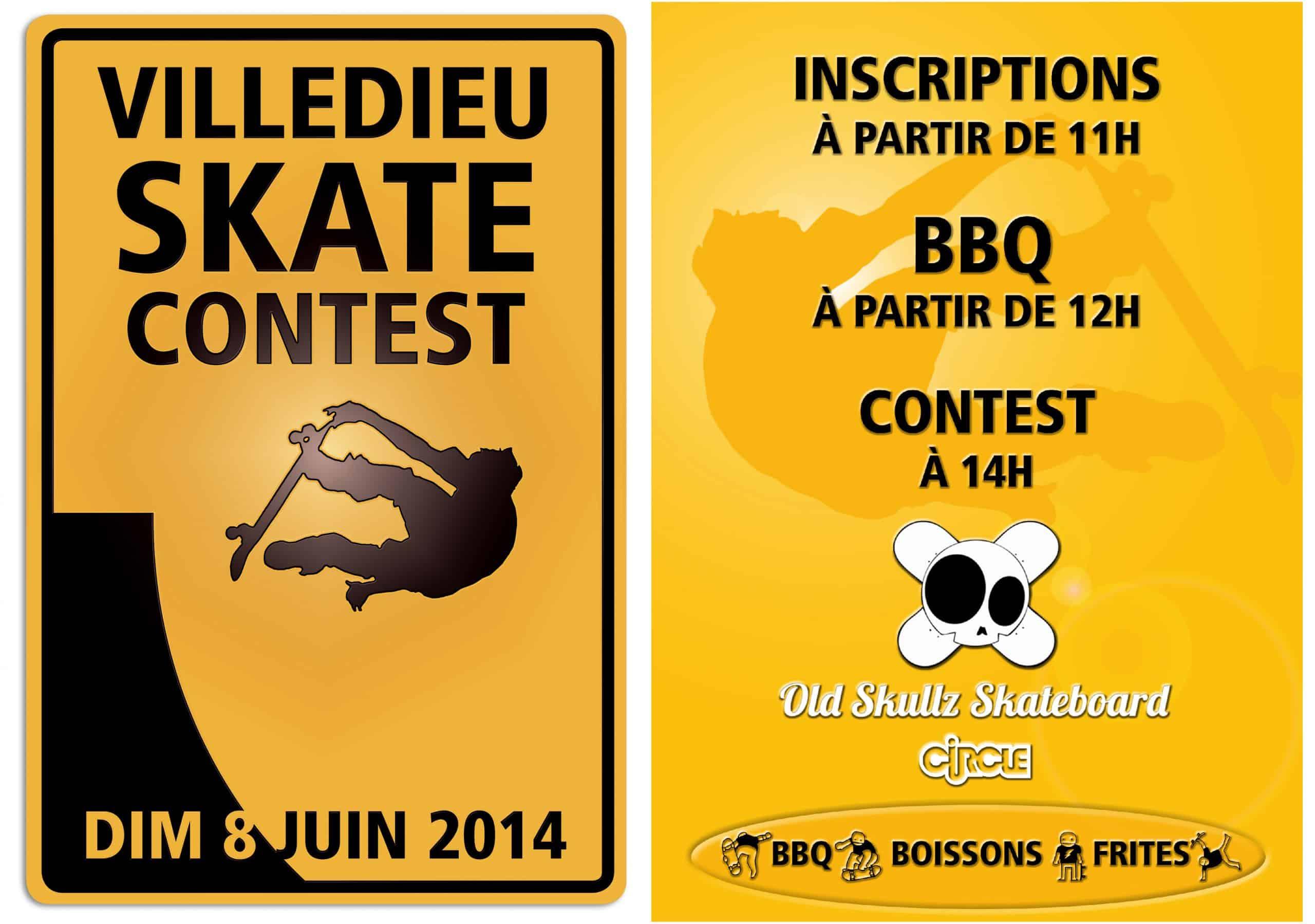 Contest-Villedieu