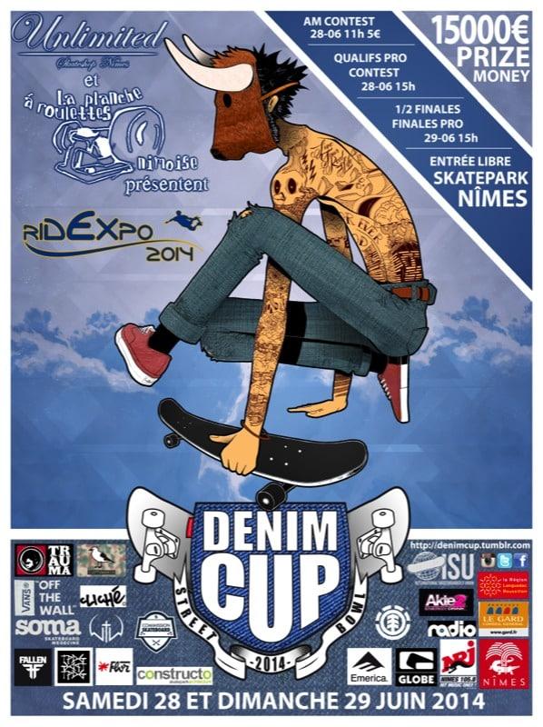Denim Cup 204