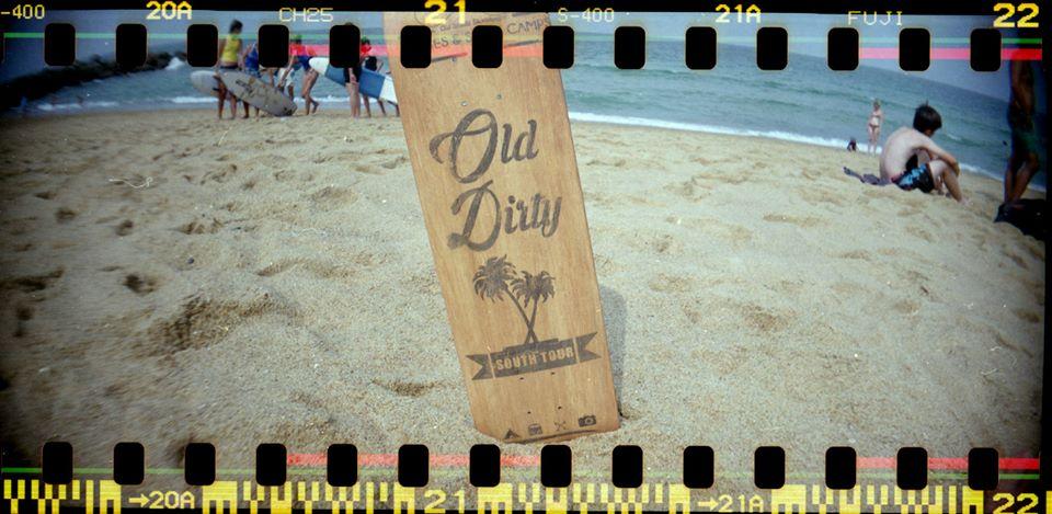 ODST surf'n skate