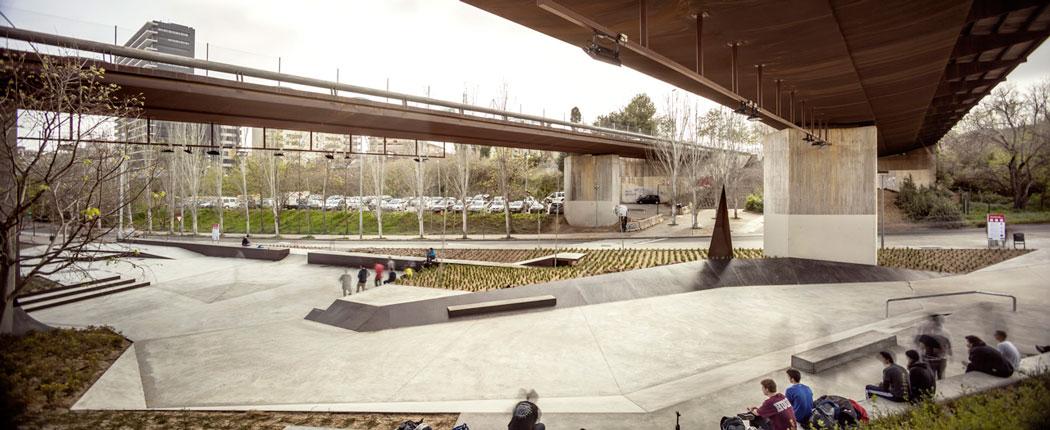 les-corts-skatepark