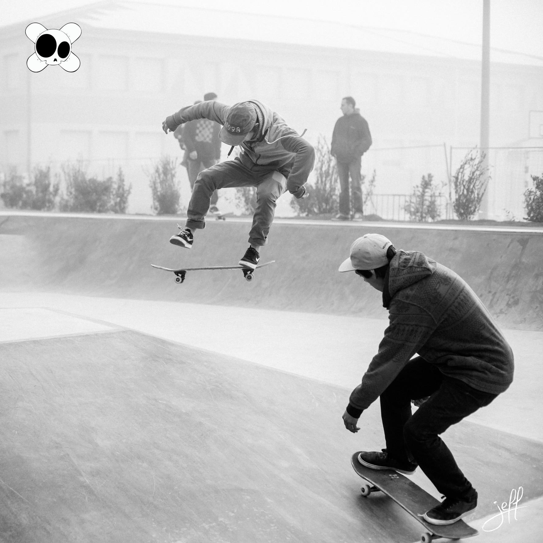 report inauguration skatepark le thor samedi 17 d cembre 2016 old skullz skateboard. Black Bedroom Furniture Sets. Home Design Ideas