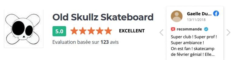 Oldskullz skateboard - Association de skate et skate camps